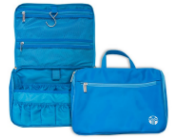 Nu Skin Blue Toiletry Bag