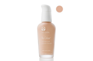 Advanced Liquid Finish with Sunscreen Delicate Ivory