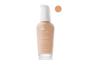 Advanced Liquid Finish with Sunscreen Almond