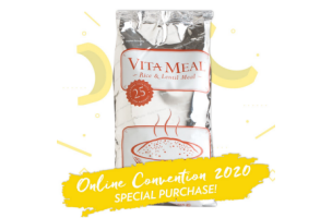 Pacific Convention Single Vitameal Bag