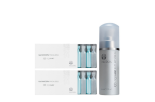ageLOC Future Serum + Facial Gels Twin Pack ADR Package