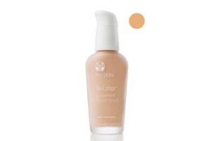Advanced Liquid Finish with Sunscreen Ochre