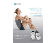 ageLOC® Galvanic Face and Body Spa Brochure - English/Chinese (5pcs/pk)