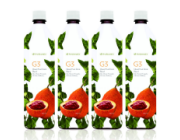 G3 Juice 4 Bottles Package 900ml