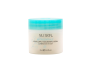 nu skin nutricentials night supply nourishing cream for combination to oily skin night cream for oily skin