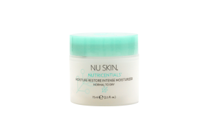 nu skin nutricentials moisture restore intense moisturiser dry skin night moisturiser for normal to dry skin