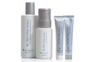 Nu Skin Clear Action® Collection