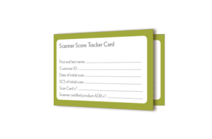 Scanner Score Tracker Card (IT) Pack de 20