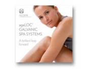 ageLOC® Galvanic Spa Systems Brochure (IT) pack de 40