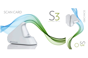 Cartes Scanner S3 (lot de 20 – EMEA)