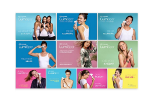 ageLOC LumiSpa Product Cards 50-Pack