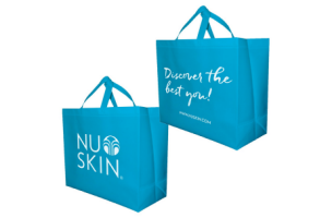 Nu Skin Tote Bag (Blue)