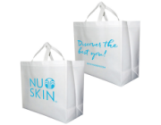 Nu Skin Tote Bag (White)