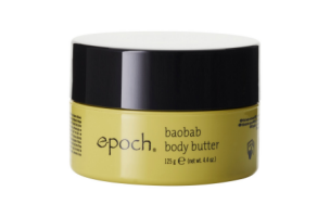 Epoch Baobab Body Butter