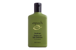Epoch Ava Puhi Moni Shampoo and Light Conditioner: Moisturising, 2-in-1 botanical shampoo and conditioner