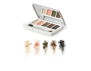 5 Colour Eyeshadow Palette,CORAL LEAF