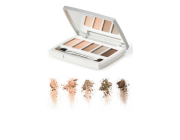 LightShine 5 Colour Eyeshadow Palette MOCHA BRICK