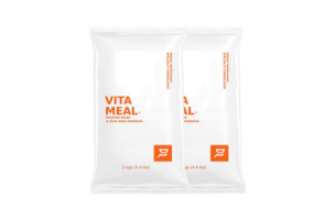 VitaMeal Roasted Maize and Soya Bean Porridge (2 Bags)