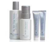 Sistemul NU SKIN® CLEAR ACTION®