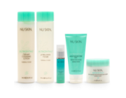 nu skin nutricentials complete skin care kit regimen for normal to dry skin