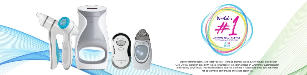 World #1 At-Home Beauty Devices